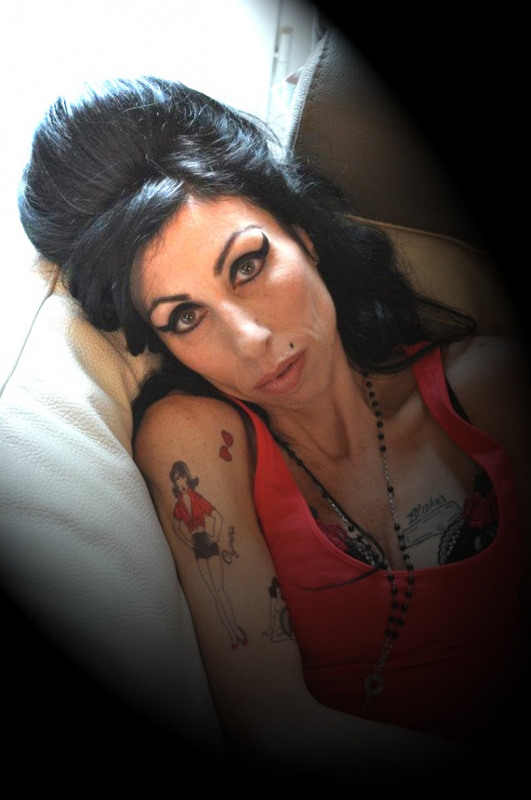 SOSIE d'AMY WINEHOUSE ... Amy Winehouse